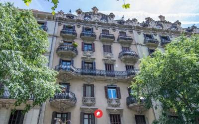 Comprar piso en el Eixample de Barcelona, un barrio cerca de todo