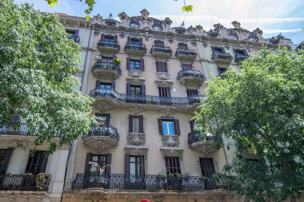Comprar piso en Eixample con inmobiliaria en Barcelona l Finques Marbà
