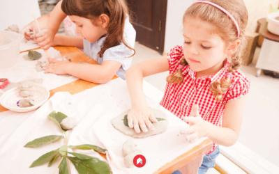 5 actividades para niños en casa